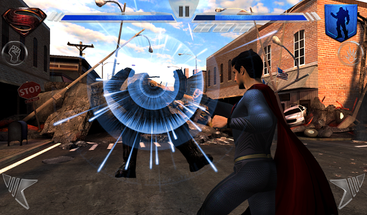 Man Of Steel APP