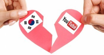 youtube korea breakup