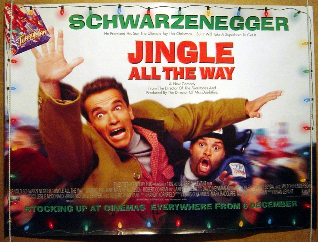 《Jingle All The Way 一路響叮噹》