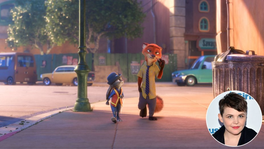《動物方城市》中有不少大人才能理解的深層議題。(photo via hollywoodreporter)