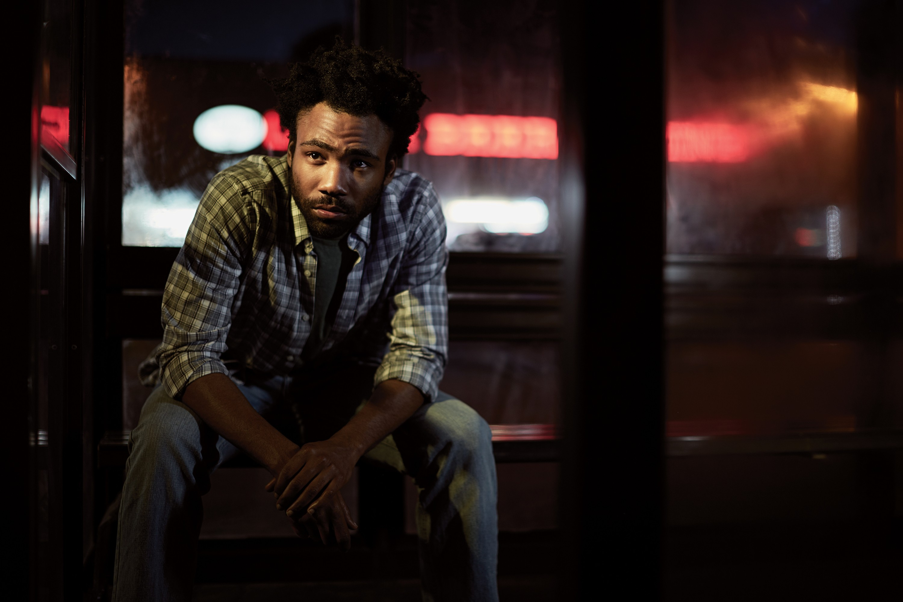ATLANTA -- Pictured: Donald Glover as Earnest Marks. CR: Matthias Clamer/FX