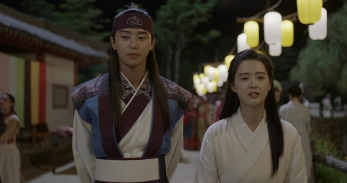 park-seo-joon-and-go-ara-star-in-the-kbs-2tv-drama-hwarang-the-poet-warrior-youth