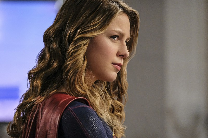 "Supergirl -- ""Crossfire"" -- Image SPG205b_0178 -- Pictured: Melissa Benoist as Kara/Supergirl -- Photo: Robert Falconer /The CW -- © 2016 The CW Network, LLC. All Rights Reserved"
